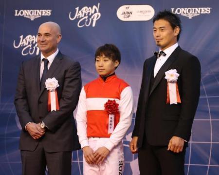 【チャンピオンズカップ2015サイン】五郎丸馬券の次は成宮寛貴馬券!?