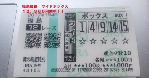 皐月賞, レース回顧, アンタレスステークス