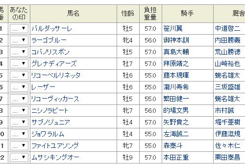 園田チャレンジカップ2018予想│10連勝のキクノステラを軸に3連単で勝負!