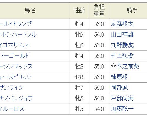 もみの木特別2018予想│12月21日開催の名古屋競馬全12レースを3連単予想してみた!
