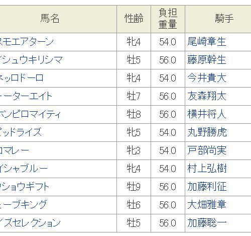 コウヤマキ特別2018予想│12月20日開催の名古屋競馬全11レースを3連単予想してみた!