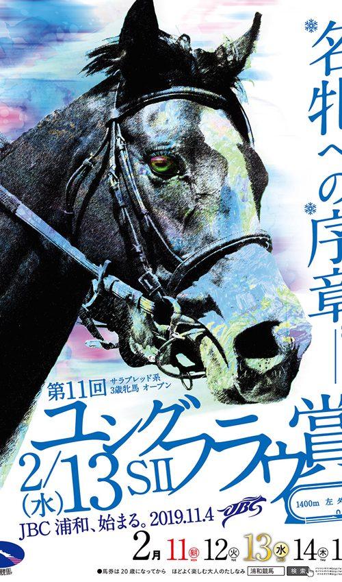 浦和・ユングフラウ賞2019最終予想|荒れる牝馬重賞を2頭軸で狙い撃つ!【2019年2月13日】